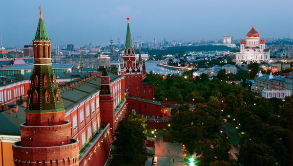 The Moscow Kremlin - from city fortress to state incarnate - Sputnik International
