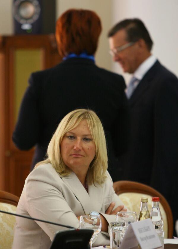 Elena Baturina, the head of construction company Inteko and the billionaire wife of the former Moscow mayor Yury Luzhkov - Sputnik International