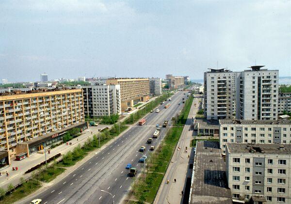 Street in Ulyanovsk - Sputnik International