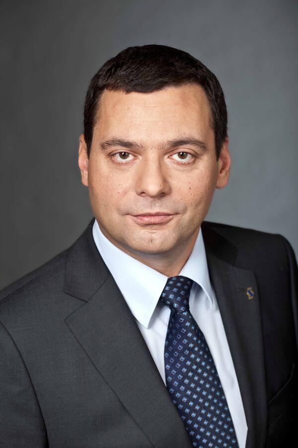 Svyazinvest CEO Vadim Semyonov - Sputnik International