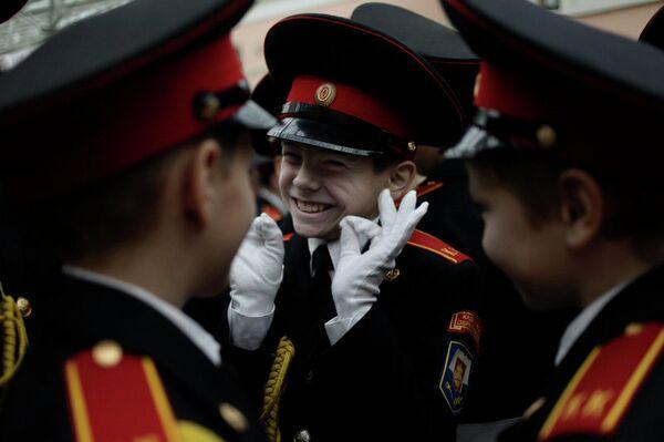 Russian cadets - Sputnik International