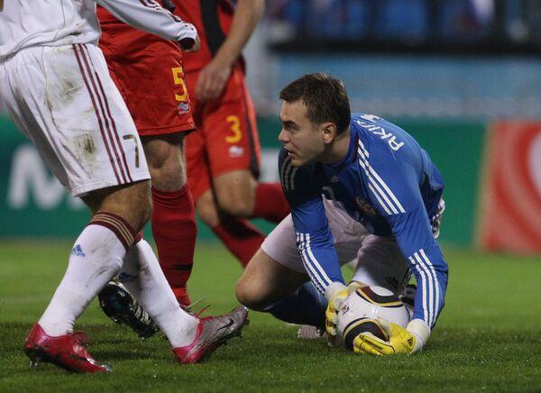 Russia slump to home defeat to Belgium - Sputnik International