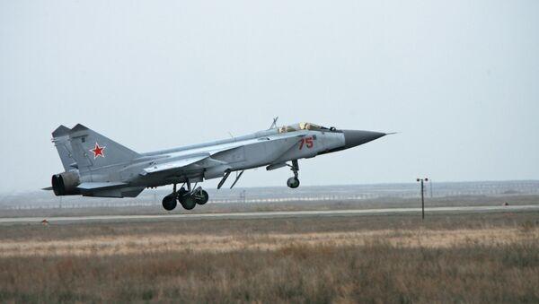 MiG-31 fighter - Sputnik International