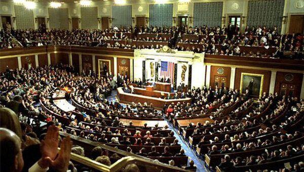 U.S. Congress - Sputnik International