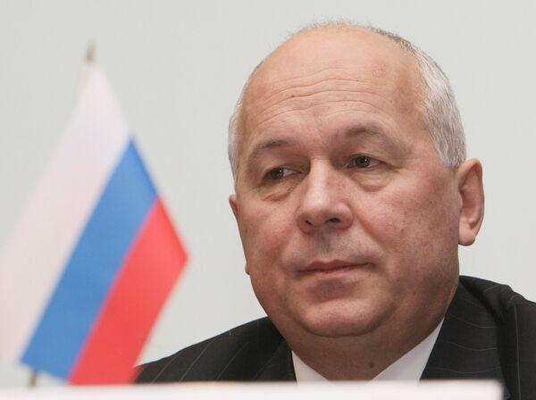 Sergei Chemezov, head of the Russian Technologies (Rostekhnologii) - Sputnik International