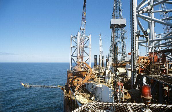 Environmental Concerns Delay Sakhalin-1 Project - Sputnik International