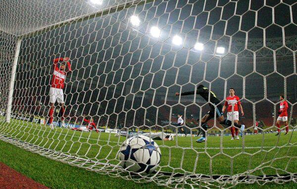 Spartak crash to Marseille defeat, out of Champions League - Sputnik International