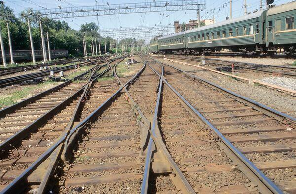 Train Kills Three in Moscow Region - Sputnik International