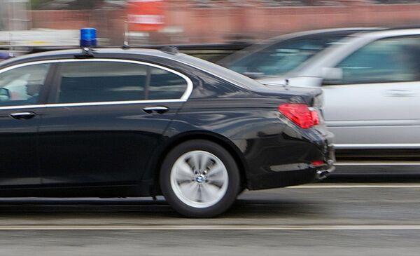 Interior minister orders probe into road rage by VIP car passengers - Sputnik International