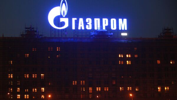 Gazprom 'lost'  $1 billion in 2009 - Audit Chamber - Sputnik International