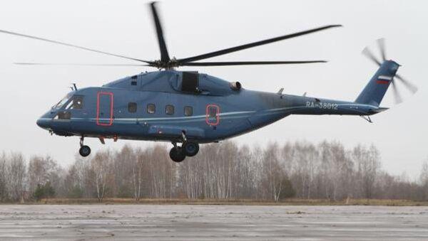 Вертолет Ми-38 ОП-2 - Sputnik International