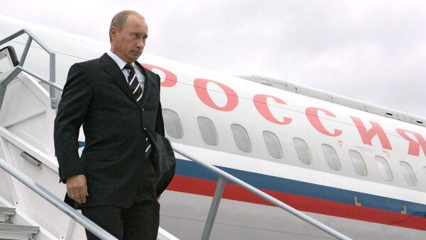 Putin heads to Zurich to join Russia 2018 Cup celebrations - Sputnik International