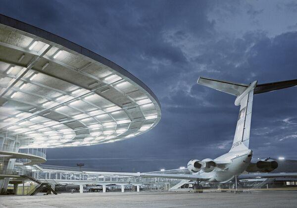 Sheremetevo airport  - Sputnik International