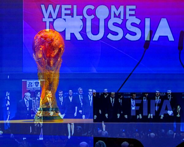 FIFA selects Russia to host the 2018 World Cup - Sputnik International