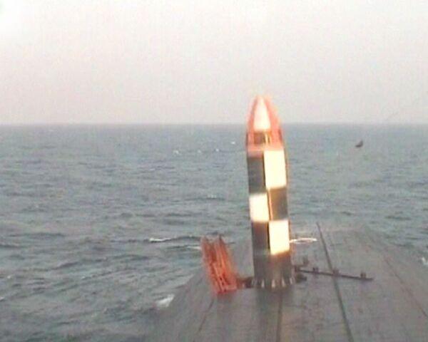 Bulava ballistic missile - Sputnik International