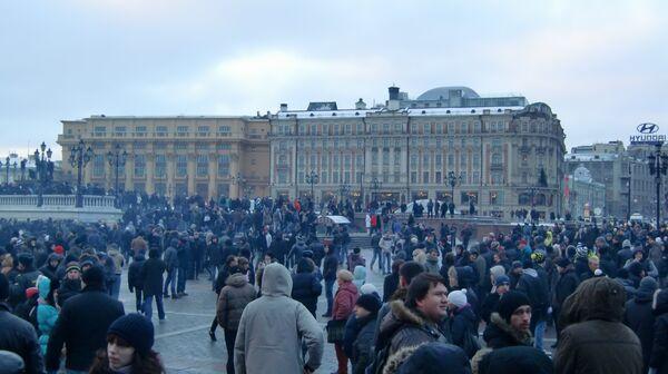 Russian police arrest suspected racist killer, riot ringleader - Sputnik International