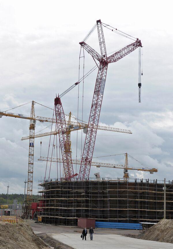 Russia to start building Turkey's first nuclear power plant in 2013  - Sputnik International
