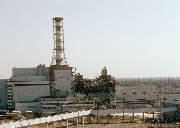 Chernobyl nuclear power plant - Sputnik International