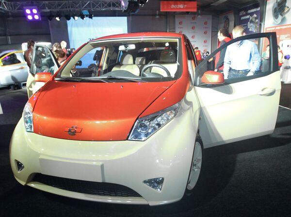 Introducing the yo-mobile hybrid car - Sputnik International