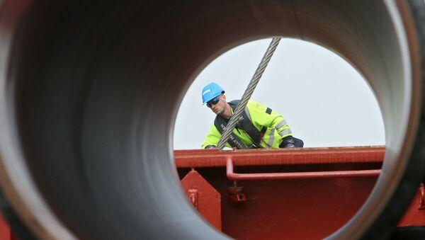 Greek section of South Stream estimated at 750 million euros - Sputnik International