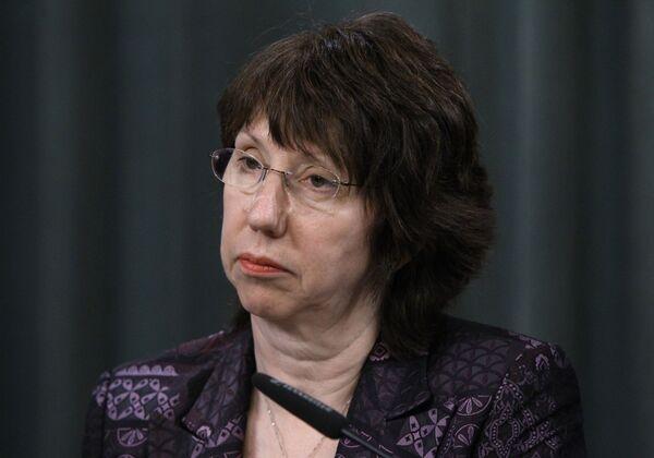 EU High Representative Catherine Ashton - Sputnik International