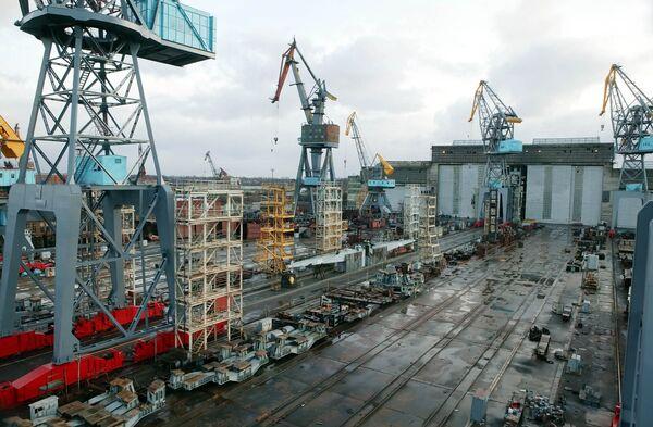 The Yantar Shipyard - Sputnik International