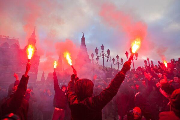Russia's Security Service must find race riot organizers - Sputnik International