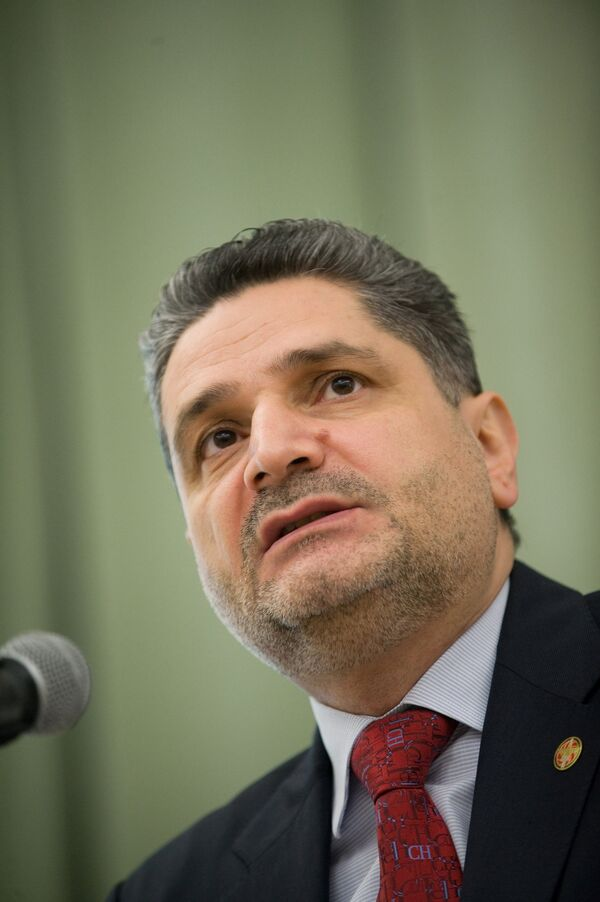 Armenian Prime Minister Tigran Sargsyan - Sputnik International