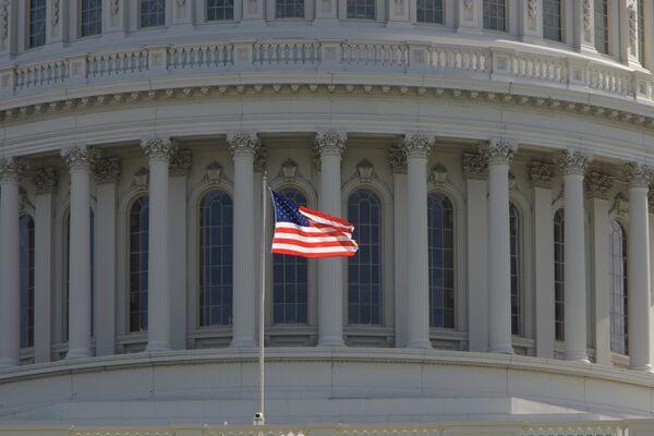 United States Capitol, meeting place of United States Congress - Sputnik International