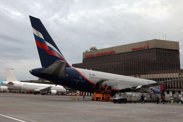 Russian Airlines Divert Flights to Bypass Ukraine - Sputnik International