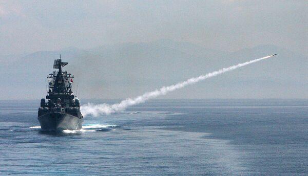 Russia may rejoin NATO anti-terror patrols in Mediterranean - Sputnik International