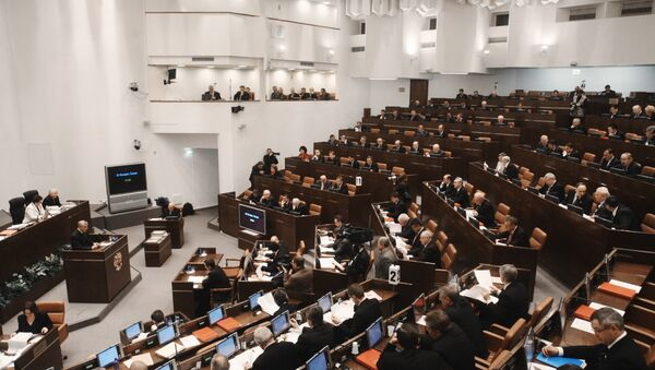 Очередное заседание Совета Федерации Федерального Собрания РФ - Sputnik International