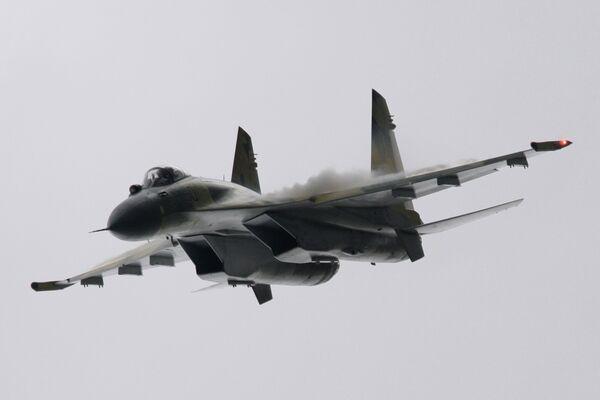 Su-35 fighter jet - Sputnik International