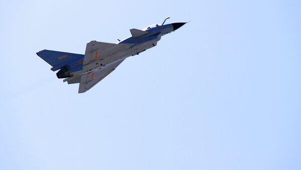 China's J-10 fighter  - Sputnik International