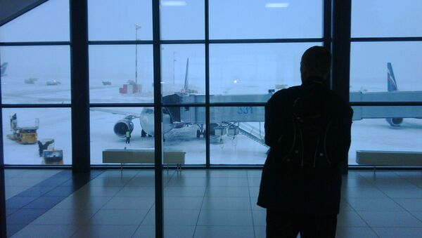 Moscow's Sheremetyevo airport - Sputnik International