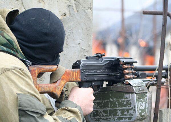 Two militants, accomplice killed in Makhachkala - Sputnik International