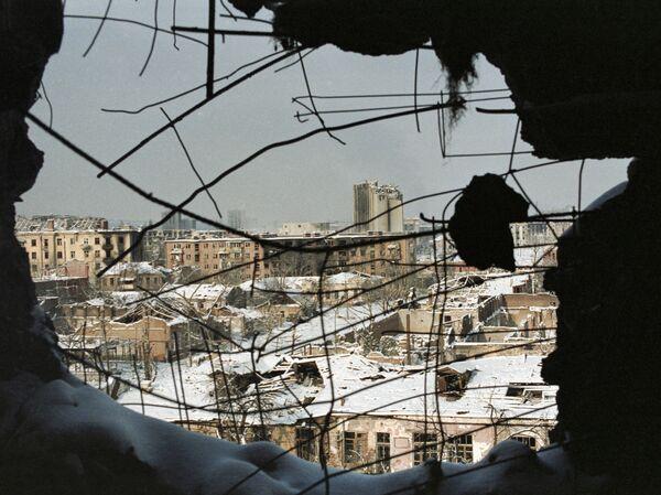 Chechnya, Grozny - Sputnik International