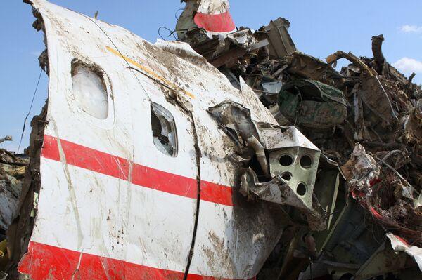 April 2010 Smolensk plane crash  - Sputnik International