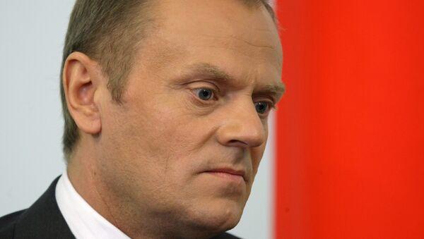 Polish Prime Minister Donald Tusk - Sputnik International
