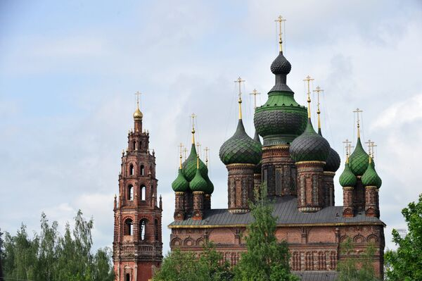 Russian Church presents liturgical language reform project - Sputnik International