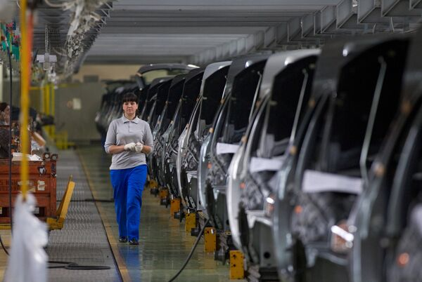 AvtoVAZ has devised a plan to encourage employees to quit their jobs - Sputnik International