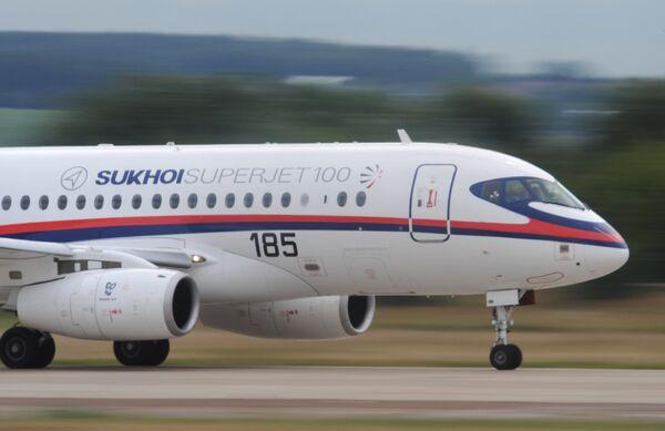 Sukhoi Superjet 100 - Sputnik International