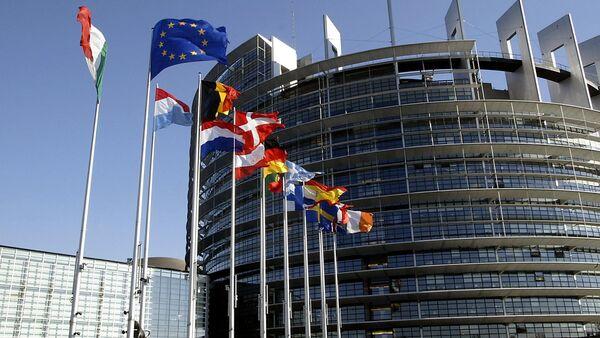 Belarus parliament condemns European sanctions - Sputnik International