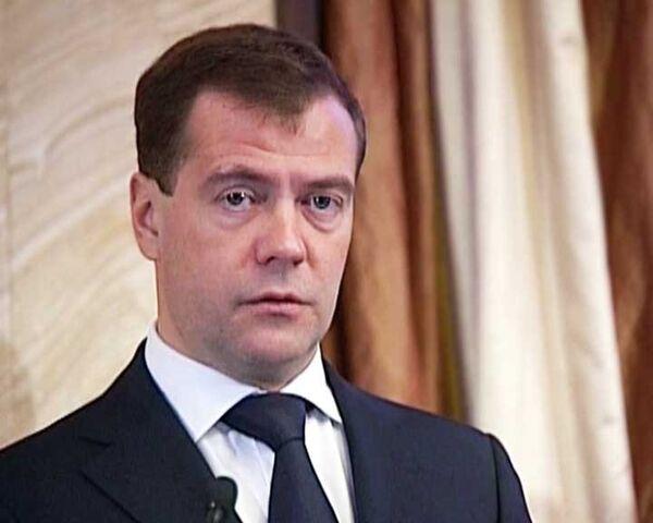 Medvedev calls out Domodedovo management and police over attack - Sputnik International