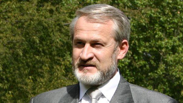Akhmed Zakayev - Sputnik International