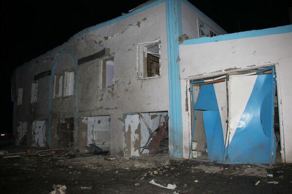 A car bomb exploded near a cafe in the city of Khasavyurt late on Wednesday. - Sputnik International