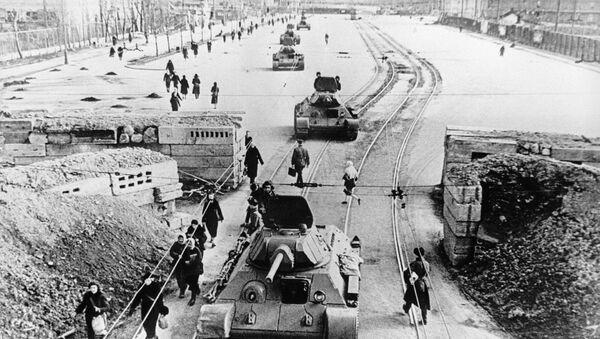 Leningrad siege - Sputnik International