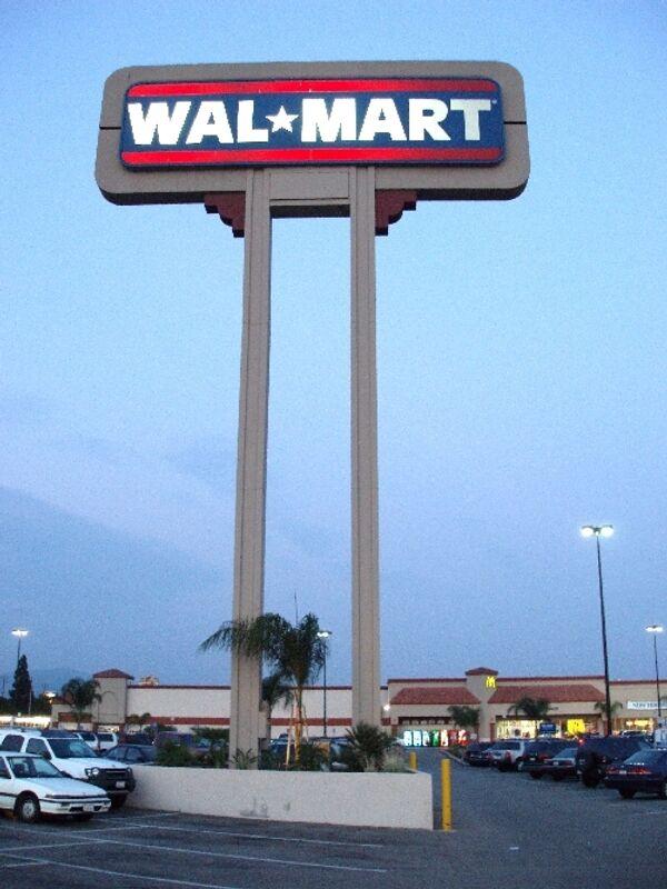 Walmart Pledges to Hire 100,000 US Veterans - Sputnik International