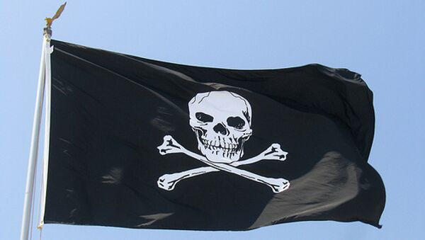 Pirate attack on tanker thwarted in Indian Ocean - Sputnik International