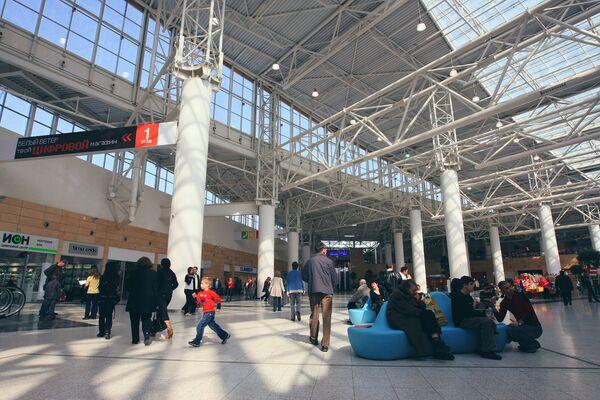 Shopping center Mega-Belaya Dacha - Sputnik International